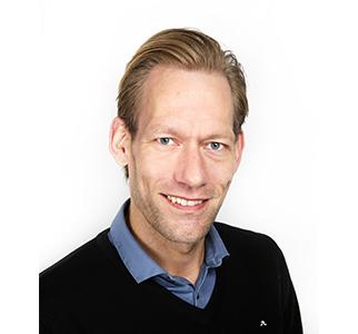 Markedskonsulent Heino Knudsen